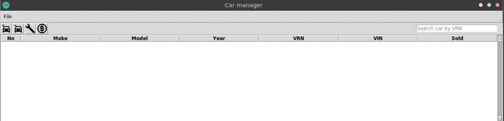 Car Manager 1