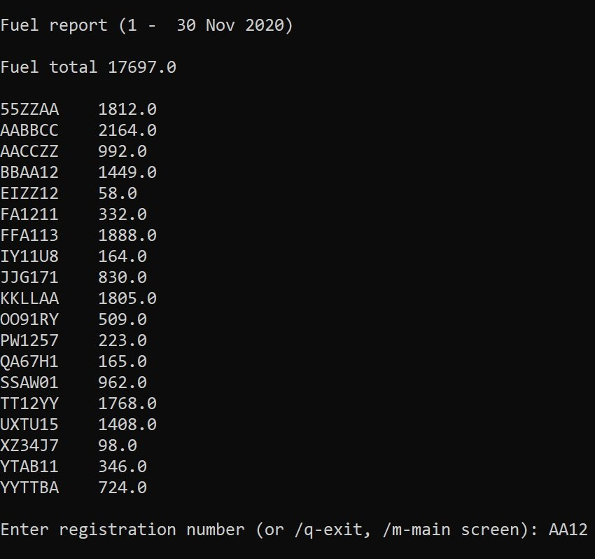 Refueling report from xlsx file to Pandas +  localized string resources
